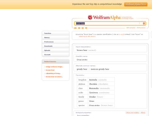 Wolframalpha.com – Die wissenschaftliche Suchmaschine