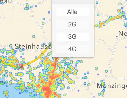 OpenSignal – Der Mobilnetz Empfangstester