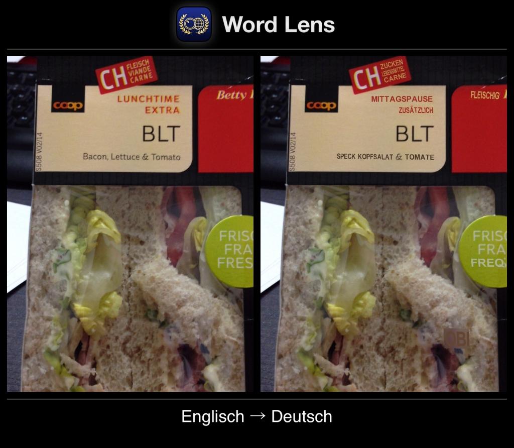 Word Lens 2