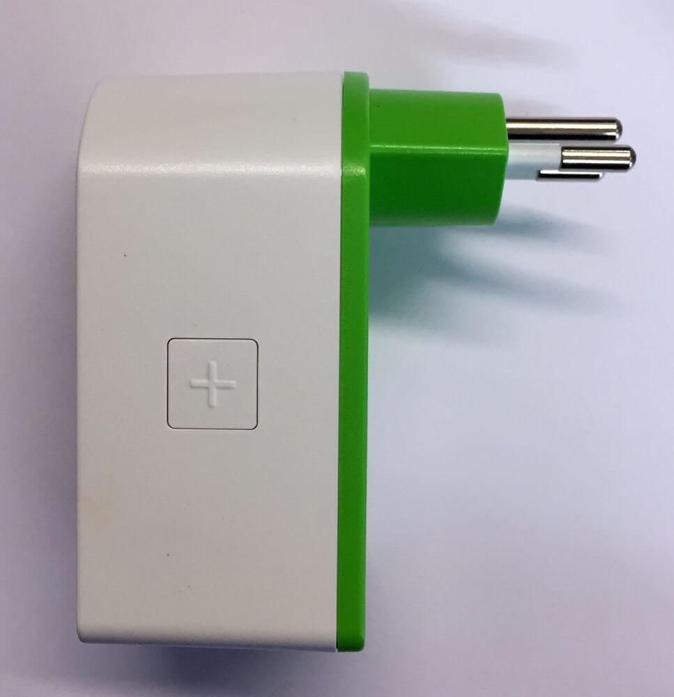 myStrom WiFi Switch Seite