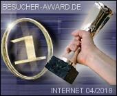 Besucher Award April 18