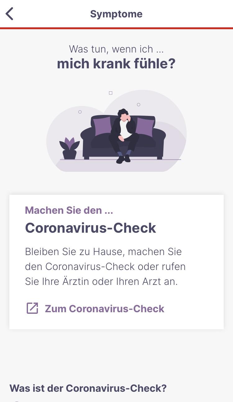 SwissCovid App